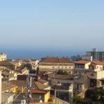 Panorama su Acireale - vista terrazza