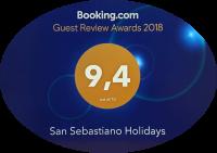 Booking Awards 9.4